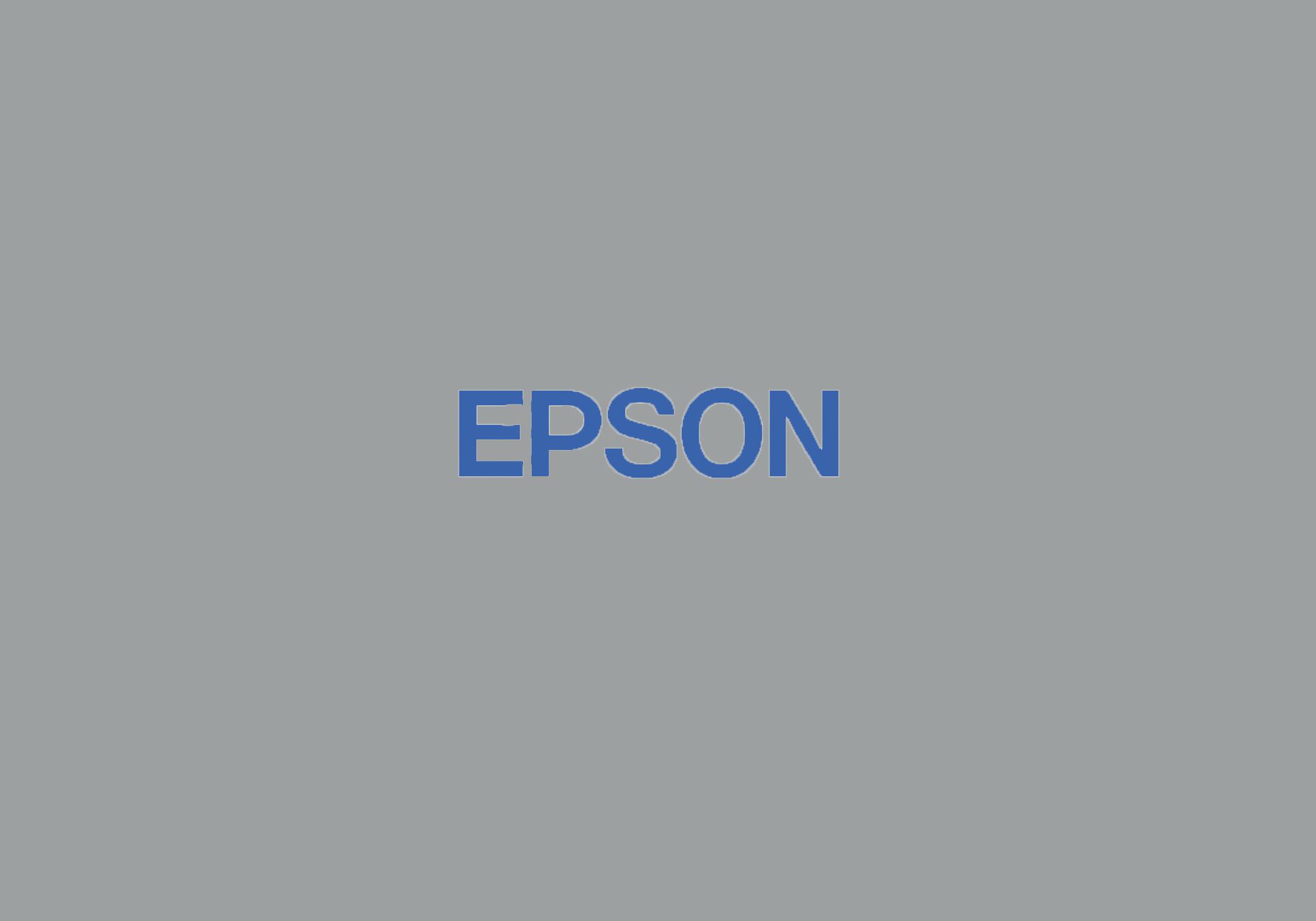 Drivers Multifuncionais Epson