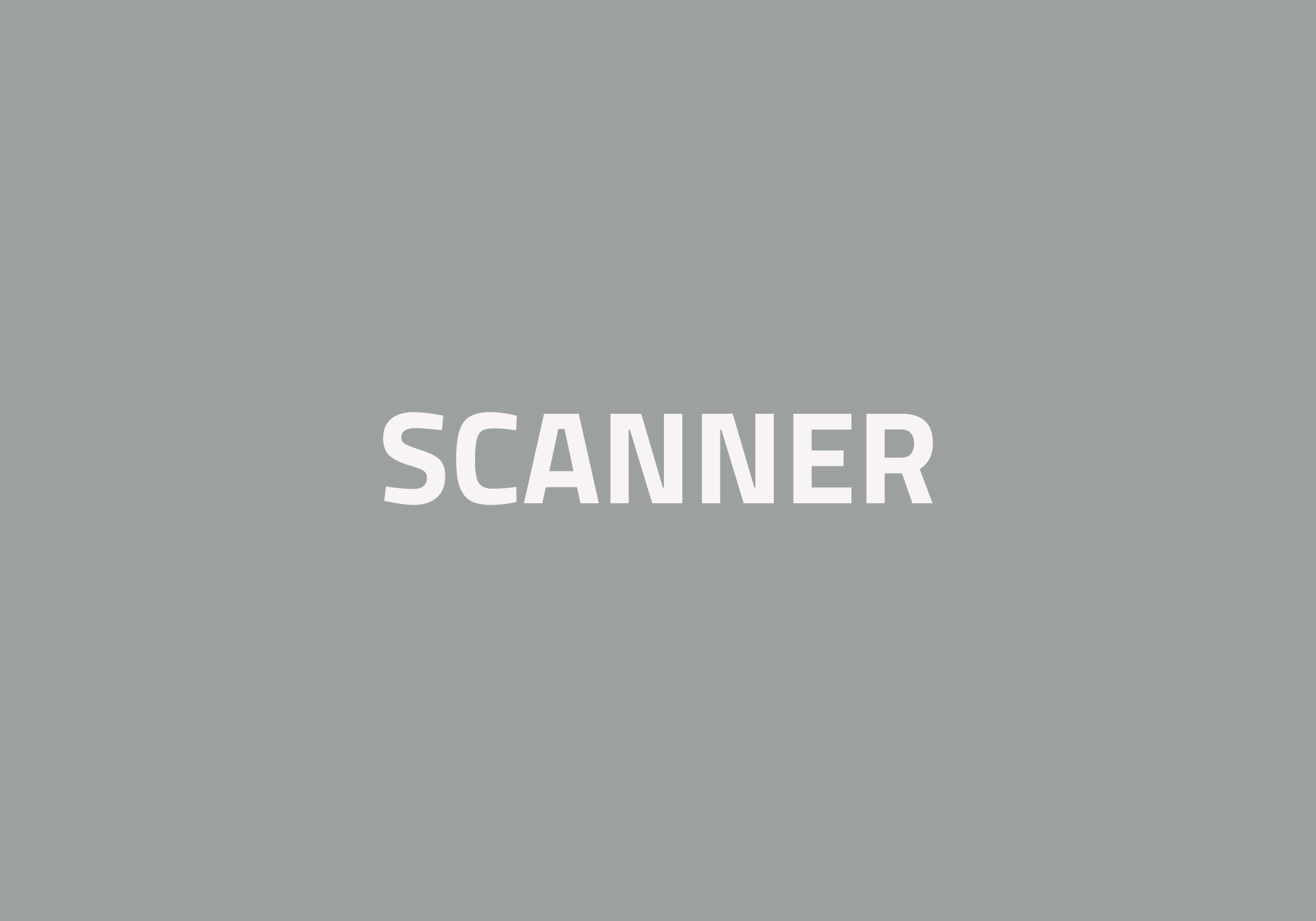 Drivers Scanner
